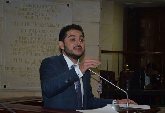 Efraín Torres: Para Colombia es una necesidad creación de base de datos de