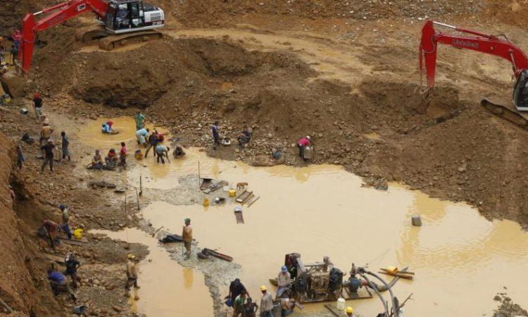 combatir la minería ilegal